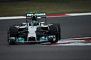 April 17, 2014 - Shanghai, China. UBS Chinese Formula One Grand Prix. Nico Rosberg  (GER), Mercedes Petronas<br /> <br /> © Jamey Price / James Moy Photography
