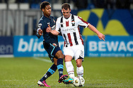 Onderwerp/Subject: Willem II - Feyenoord - Eredivisie<br /> Reklame:  <br /> Club/Team/Country: <br /> Seizoen/Season: 2012/2013<br /> FOTO/PHOTO: Nicky HOFS ( Nick HOFS ) (R) of Willem II in duel with Jean Paul BOETIUS (L) of Feyenoord. (Photo by PICS UNITED)<br /> <br /> Trefwoorden/Keywords: <br /> #04 $94 &plusmn;1354627667242<br /> Photo- &amp; Copyrights &copy; PICS UNITED <br /> P.O. Box 7164 - 5605 BE  EINDHOVEN (THE NETHERLANDS) <br /> Phone +31 (0)40 296 28 00 <br /> Fax +31 (0) 40 248 47 43 <br /> http://www.pics-united.com <br /> e-mail : sales@pics-united.com (If you would like to raise any issues regarding any aspects of products / service of PICS UNITED) or <br /> e-mail : sales@pics-united.com   <br /> <br /> ATTENTIE: <br /> Publicatie ook bij aanbieding door derden is slechts toegestaan na verkregen toestemming van Pics United. <br /> VOLLEDIGE NAAMSVERMELDING IS VERPLICHT! (&copy; PICS UNITED/Naam Fotograaf, zie veld 4 van de bestandsinfo 'credits') <br /> ATTENTION:  <br /> &copy; Pics United. Reproduction/publication of this photo by any parties is only permitted after authorisation is sought and obtained from  PICS UNITED- THE NETHERLANDS