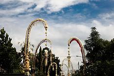 Galungan Holiday, Ubud, Bali