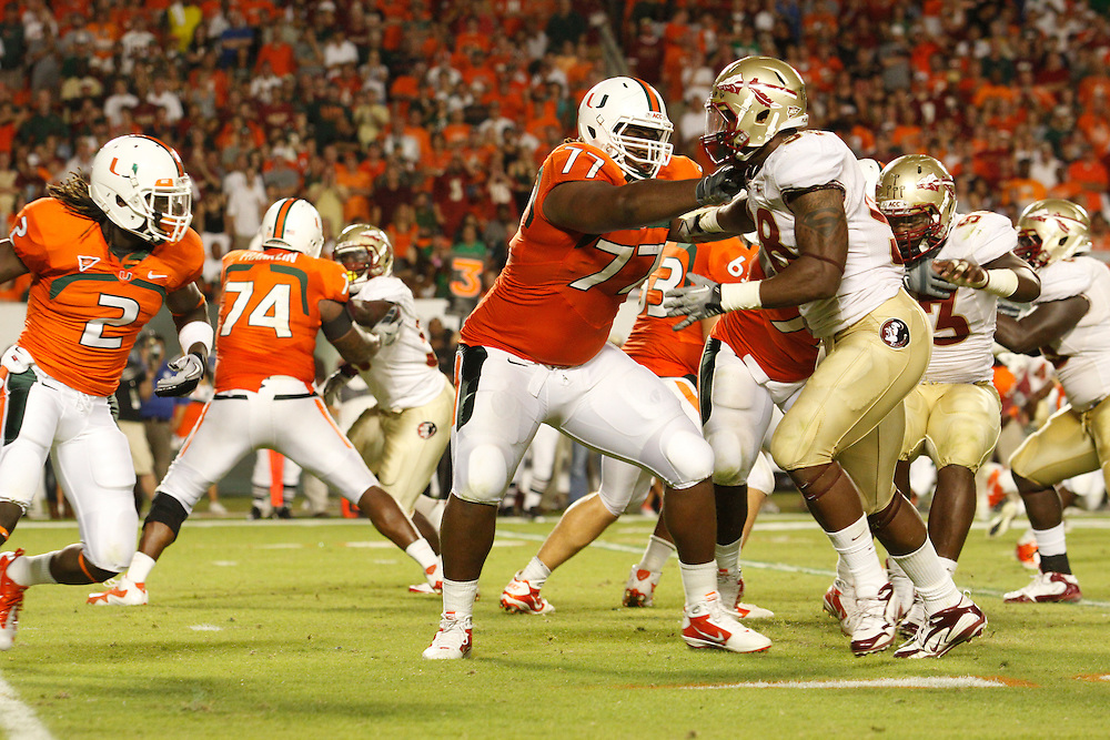 2010 Miami Hurricanes Football vs Florida State