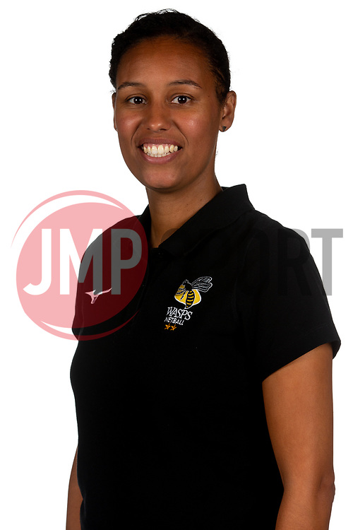 Wasps Netball Assistant Coach Bianca Modeste - Mandatory by-line: Robbie Stephenson/JMP - 02/11/2019 - NETBALL - Ricoh Arena - Coventry, England - Wasps Netball Headshots