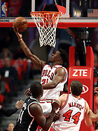 Chicago Bulls v Brooklyn Nets - 12 April 2017