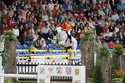 Schroder Gerco - Eurocommerce Berlin<br /> European Championship Mannheim 2007<br /> Photo © Hippo Foto<br /> Libero H