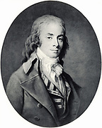 Etienne Nicolas Mehul (1763-1817) French composer. Music Musician