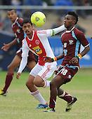 Cup final - Berea Albion v Ajax Cape Town