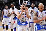 DESCRIZIONE : Eurocup 2015-2016 Last 32 Group N Dinamo Banco di Sardegna Sassari - Cai Zaragoza<br /> GIOCATORE : Rok Stipcevic<br /> CATEGORIA : Ritratto Delusione Postgame<br /> SQUADRA : Dinamo Banco di Sardegna Sassari<br /> EVENTO : Eurocup 2015-2016<br /> GARA : Dinamo Banco di Sardegna Sassari - Cai Zaragoza<br /> DATA : 27/01/2016<br /> SPORT : Pallacanestro <br /> AUTORE : Agenzia Ciamillo-Castoria/C.Atzori