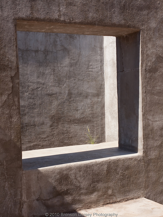 Window at Chinati Foundation
