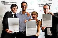 The Reputation Awards LGcomms Academy 2011