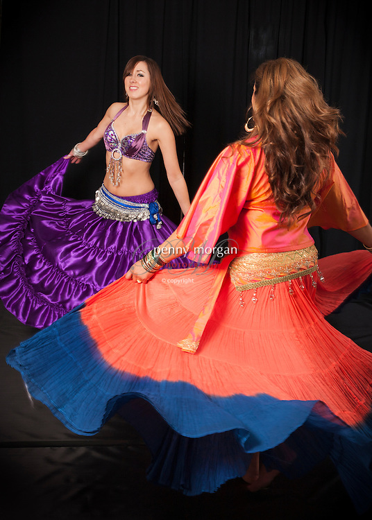 Bellycise dance troupe