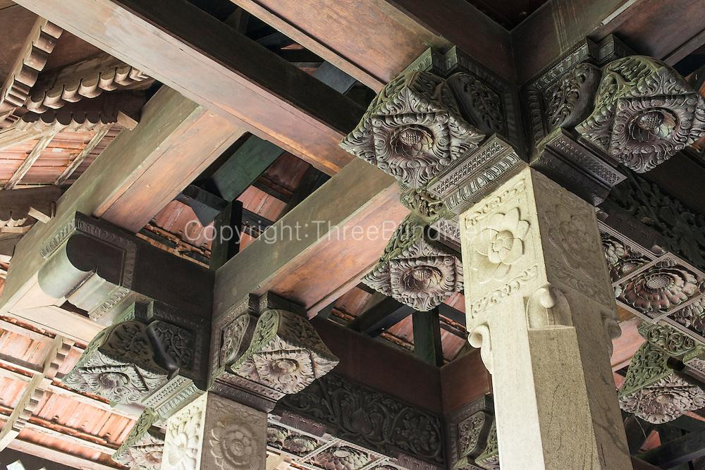 Trinity College Chapel. Kandy