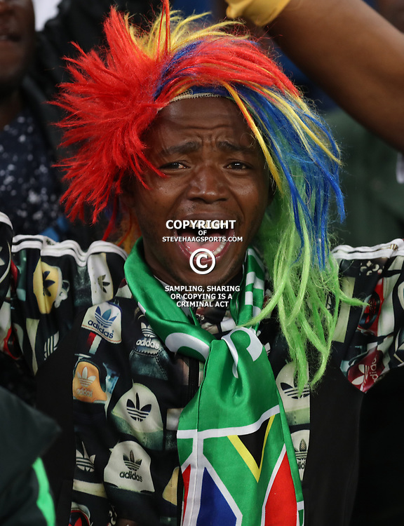 DURBAN, SOUTH AFRICA - AUGUST 12: General views  during the MTN 8 Quarter Final between Kaizer Chiefs and SuperSport United at Moses Mabhida Stadium on August 12, 2017 in Durban, South Africa. (Photo by Gallo Images)