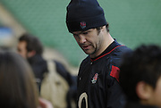 Twickenham, GREAT BRITAIN, Andy FARRELL, signs autographes at the England Training session, on Tue 23.01.2007 at the  RFU Stadium Twickenham, England. Photo, Peter Spurrier/Intersport-images].