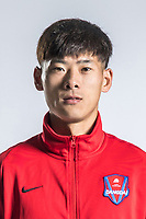 **EXCLUSIVE**Portrait of Chinese soccer player Liu Le of Chongqing Dangdai Lifan F.C. SWM Team for the 2018 Chinese Football Association Super League, in Chongqing, China, 27 February 2018.