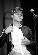Tim Booth - James / V Festival 2000, Hylands Park, Chelmsford, Essex, Britain - August 2000.