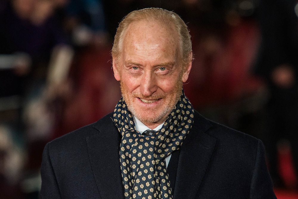 Charles Dance - The European premiere of Pride and Prejudice and Zombies.