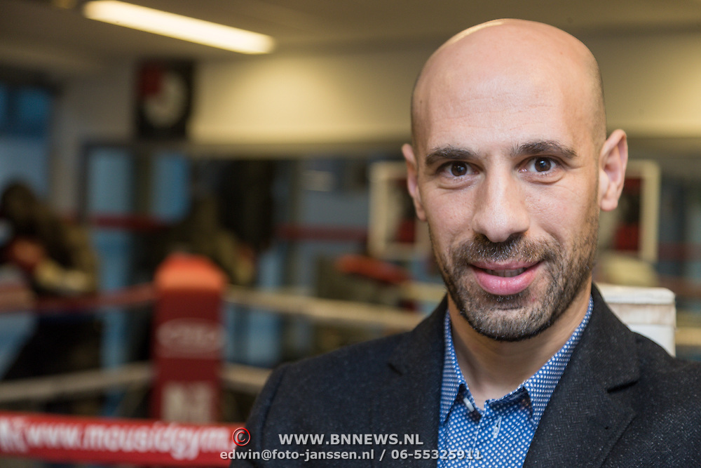 "NLD/Amsterdam/20131128 - Presentie boek ""Bad Boy"" van Abdelkader Benali,"
