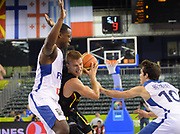 DESCRIZIONE : Lubiana Ljubliana Slovenia Eurobasket Men 2013 Preliminary Round Francia Germania France Germany<br /> GIOCATORE : Heiko Schaffartzik <br /> CATEGORIA : palleggio dribble<br /> SQUADRA : Germany Germania<br /> EVENTO : Eurobasket Men 2013<br /> GARA : Francia Germania France Germany<br /> DATA : 04/09/2013 <br /> SPORT : Pallacanestro <br /> AUTORE : Agenzia Ciamillo-Castoria/T.Wiedensohler<br /> Galleria : Eurobasket Men 2013<br /> Fotonotizia : Lubiana Ljubliana Slovenia Eurobasket Men 2013 Preliminary Round Francia Germania France Germany<br /> Predefinita :