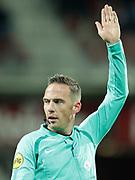 Referee *Edwin van de Graaf*