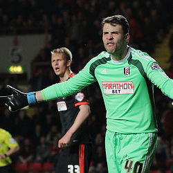 Charlton v Fulham | Championship | 7 April 2015
