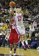 NCAA Women's Basketball - Wisconsin at Iowa - February 16, 2011