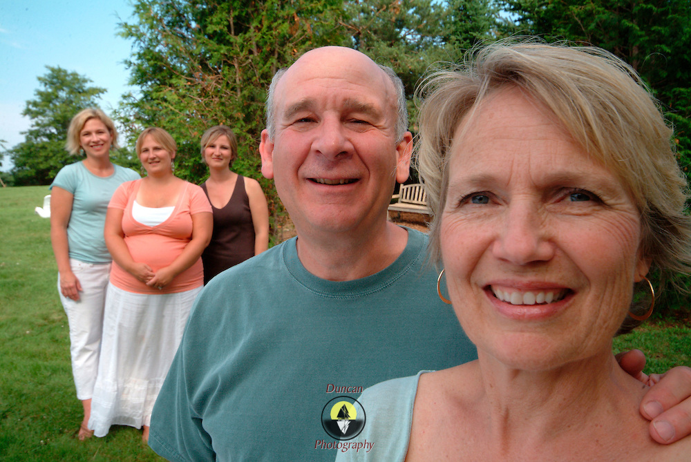 7/5/07 -- Belfast,ME .Family of Baldwin Clan .Family photojournalism Session- 3 hours.Photo by Roger S. Duncan.  ...