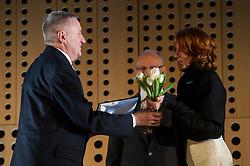 Stanko Kercmar at 52th Annual Awards of Stanko Bloudek for sports achievements in Slovenia in year 2016 on February 14, 2017 in Brdo Congress Center, Brdo, Ljubljana, Slovenia.  Photo by Martin Metelko / Sportida