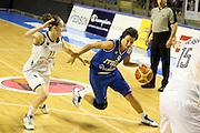 Taranto 05-06-2011<br /> Qualifying Tournament Eurobasket Women 2011<br /> Italia-Germania<br /> Nella foto Giorgia Sottana<br /> Foto di Ciamillo-Castoria