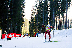 BERGER Tora of Norway during Women 7.5 km Sprint of the e.on IBU Biathlon World Cup on Thursday, March 6, 2014 in Pokljuka, Slovenia. The first e.on IBU World Cup stage is taking place in Rudno polje - Pokljuka, Slovenia until Sunday March 9, 2014. Photo by Matic Klansek Velej / Sportida