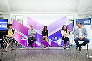 Karen Dahut of Booz Allen Hamilton, panelist, An Innovative Necessity: Staying Nimble Keeps Companies Ahead panel discussion at the 2015 Aspen Ideas Festival in Aspen, CO. ©Brett Wilhelm