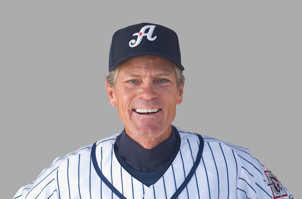 Brett Butler..Photo by Amy Beck/Reno Aces