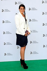 Novak Djokovic Foundation - London Gala Dinner<br /> Women's singles champion Marion Bartoli attends the inaugural London fundraiser in aid of tennis champion's foundation raising funds for vulnerable and disadvantaged children, especially in his native Serbia. Takes place day after men's Wimbledon final. Roundhouse, Chalk Farm Road, London, United Kingdom<br /> Monday, 8th July 2013<br /> Picture by Chris Joseph / i-Images