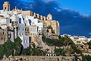 Porto Mahon, Menorca, Balearic Islands, Spain.