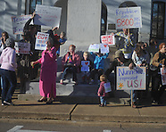 budget protest 032411