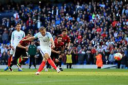 England's Harry Kane misses a penalty  - Mandatory byline: Matt McNulty/JMP - 07966386802 - 22/05/2016 - FOOTBALL - Etihad Stadium -Manchester,England - England v Turkey - International Friendly