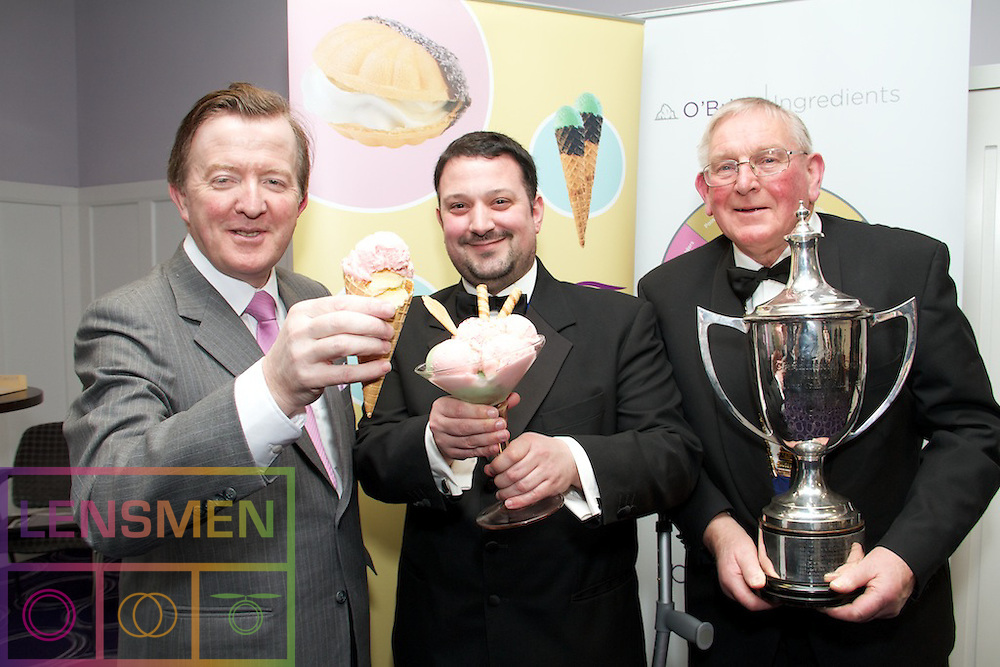 The Irish Ice Cream Alliance awards are taking place on Friday 3rd February at 5pm in the Carlton Hotel Blanchardstown. Awards for the best in Irish Ice Cream will be presented by the Minister for State for small eterprises John Perry.