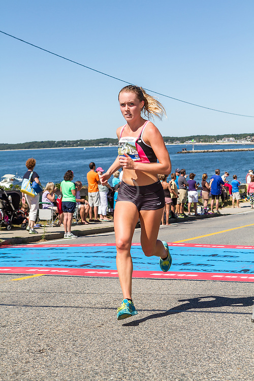 41st Falmouth Road Race: Laura Nagel