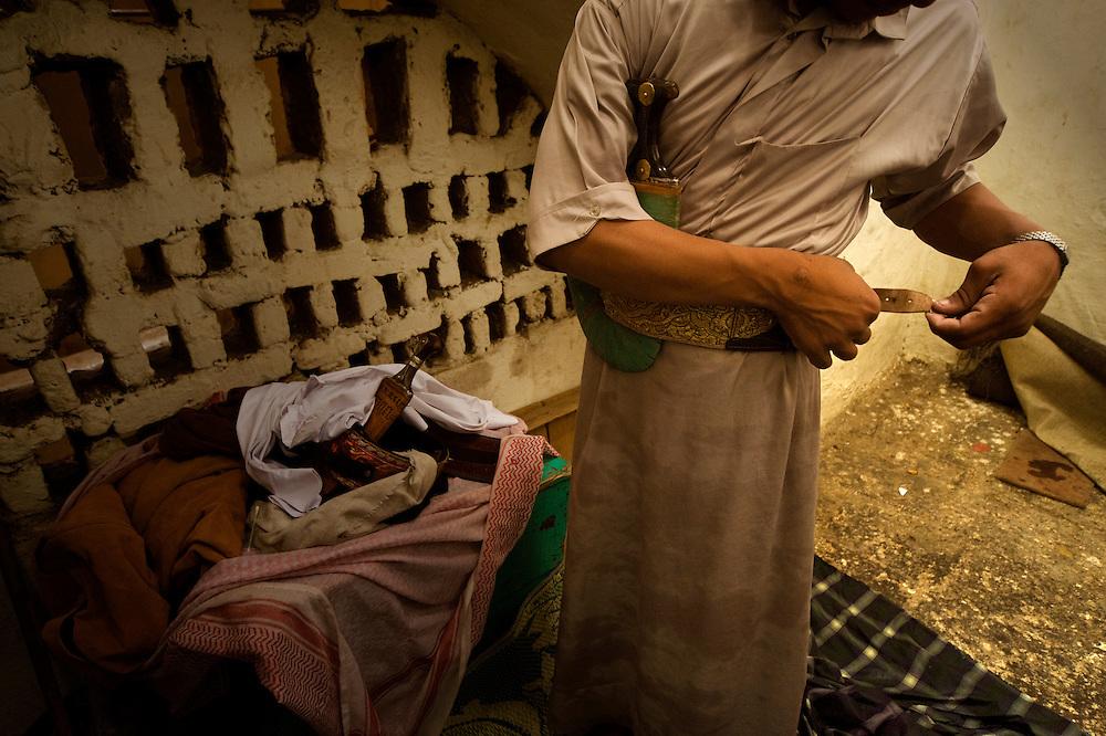 In the hammams of Sana'a, Yemen