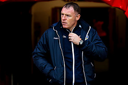 Bristol Rovers caretaker manager Graham Coughlan arrives at The Stadium of Light - Mandatory by-line: Robbie Stephenson/JMP - 15/12/2018 - FOOTBALL - Stadium of Light - Sunderland, England - Sunderland v Bristol Rovers - Sky Bet League One