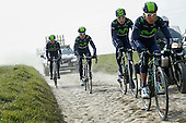 2015.03.24 - Parijs-Roubaix - Nairo Quintana training