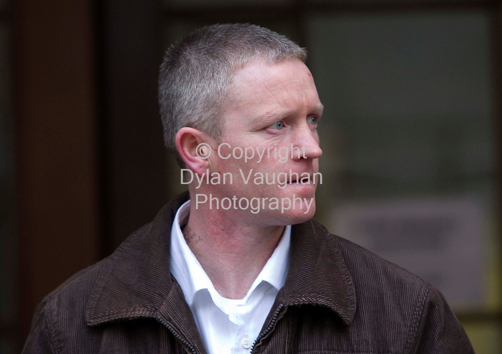 2/3/2010.Jason Murphy pictured at Clonmel Court on manslaughter charges..Picture Dylan Vaughan