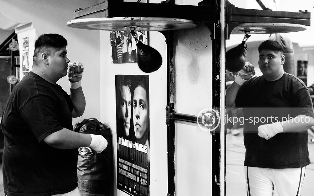 161103 Boxing, La Habra, Boxing Club<br /> <br /> &copy; Daniel Malmberg/Sports Shooter Academy 13