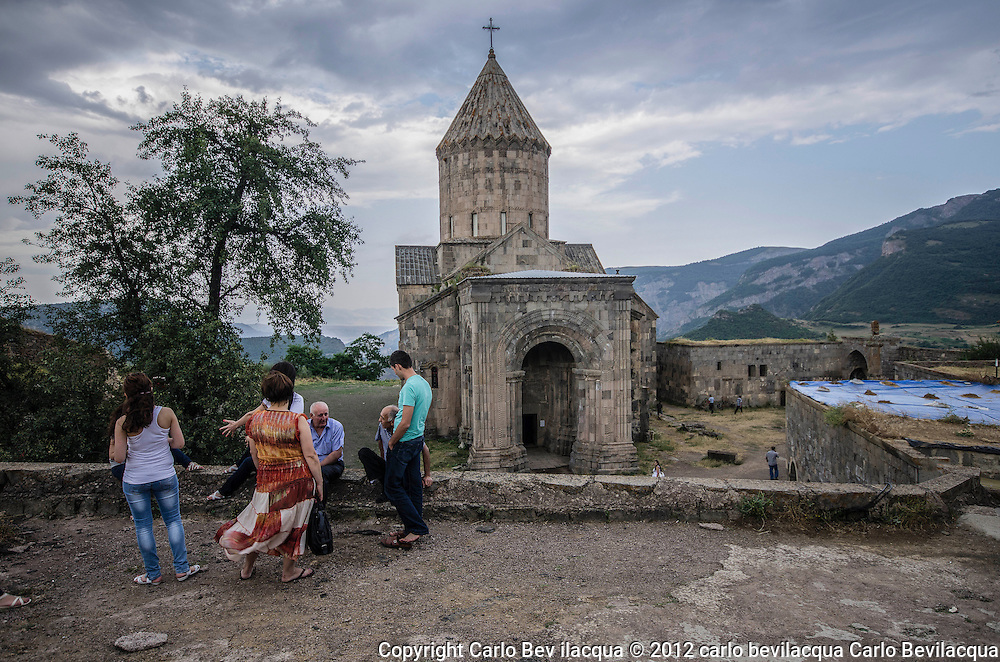 Armenia is a mountainous country in the South Caucasus region of Eurasia.<br /> It is the first country in the world, which officially adopted Christianity in 301 AC <br /> The roots of the Armenian Church go back to many centuries, starting from the 1st century. <br /> According to historical information, the Armenian Church was founded by two of the twelve apostles of Jesus.<br /> In their honor the official name of the Armenian Church is Armenian Apostolic Church. <br /> The city of Yerevan, now the capital of the Republic of Armenia has been continuously inhabited for over 2,700 years. <br /> Only a few cities, which include Jerusalem and Damascus (the oldest such city), are older. The greatest achievement of Armenian architecture is generally agreed to be its medieval churches, which influenced Western church architectureInfact it has a number of monasteries dated the IX-XI centuries built  hidden from hostile neighbors to avoid destruction and massacre. <br /> As with all states of the former Soviet Union, Armenia suffered a profound and abrupt decline in output following independence in 1991.<br /> Since gaining independence in the wake of the fall of the Soviet Union, Armenia has struggled with a daunting set of fundamental economic and political challenges. The course of Armenia&rsquo;s transition to a market economy and a pluralistic democracy has been particularly difficult in recent years, and the country has also been hindered by the constraints inherent in its unresolved conflict with neighboring Azerbaijan over the Armenian-populated enclave of Nagorno-Karabakh. The conflict has led to a long standing economic and transport blockade of Armenia by Azerbaijan and Turkey. For landlocked Armenia, this east-west blockade has exacerbated its isolation by excluding it from several major opportunities of regional integration and development.<br /> &nbsp;In addition, Armenia is seriously challenged by significant internal problems. The Armenian state is weaken