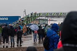 Men Elite race, 2020 UCI Cyclo-cross Worlds Dübendorf, Switzerland, 2 February 2020. Photo by Pim Nijland / Peloton Photos | All photos usage must carry mandatory copyright credit (Peloton Photos | Pim Nijland)
