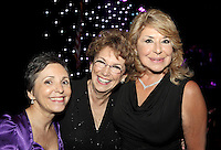 (CH) HU President Josie Bacallao, left, Maria Soldani and Maria Sanjuan, pose at the Hispanic Unity of Florida's 30th Anniversary Gala and fundraiser Noche De Estrellas, on Saturday, September 22, 2012, at the Westin Diplomat Resort & Spa in Hollywood.. Staff photo/Cristobal Herrera