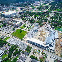 Central and Parramore Property Aerial