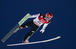 11.12.2016, Lysgards Schanze, Lillehammer, NOR, FIS Weltcup Ski Sprung, Lillehammer, im Bild Markus Eisenbichler (GER) // Markus Eisenbichler of Germany // during Mens Skijumping of FIS Skijumping World Cup at the Lysgards Schanze in Lillehammer, Norway on 2016/12/11. EXPA Pictures © 2016, PhotoCredit: EXPA/ Tadeusz Mieczynski