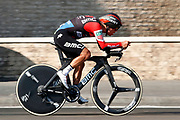 Richie Porte (AUS - BMC) during the UCI World Tour, Tour of Spain (Vuelta) 2018, Stage 1, individual time trial, Malaga - Malaga (8km) in Spain, on August 26th, 2018 - Photo Luis Angel Gomez / BettiniPhoto / ProSportsImages / DPPI
