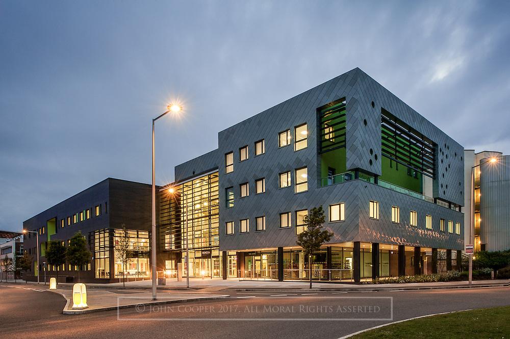 Beacon Centre For Health, Swansea.