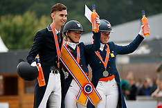 Young Riders Kur  - NK Dressuur Ermelo 2017