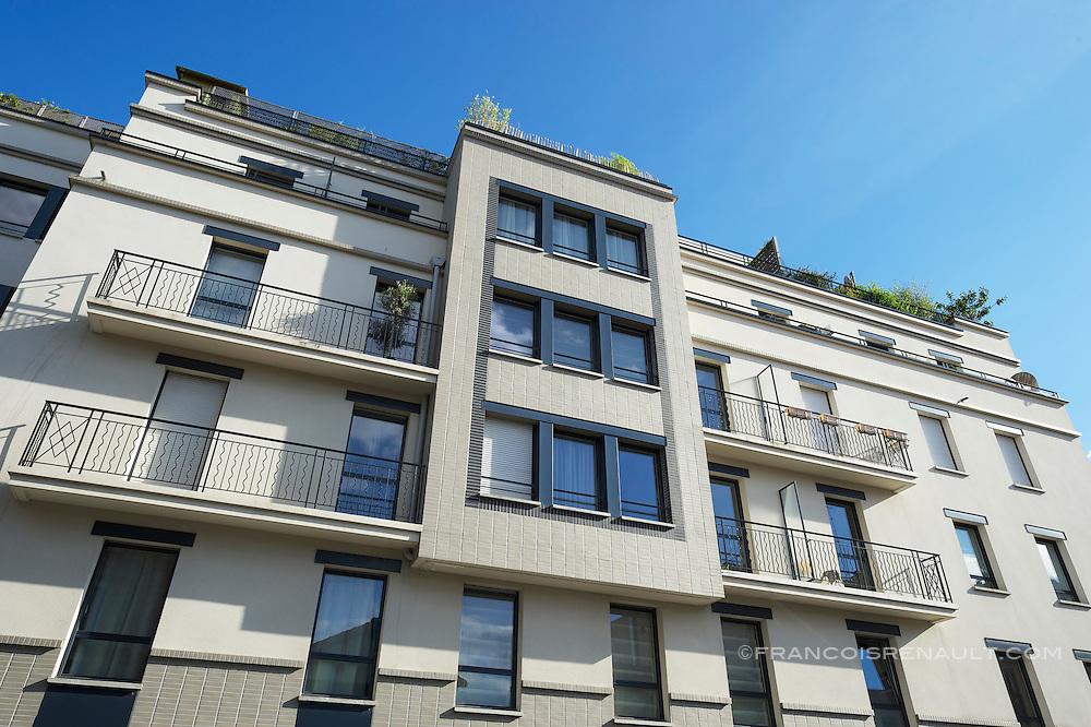 Philia, Rue Michelet juin 2013.
